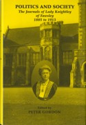 Image of the dust jacket of the Journals of Lady Knightly